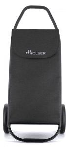 Rolser shoppingvagn Com8 Tweed Black tube